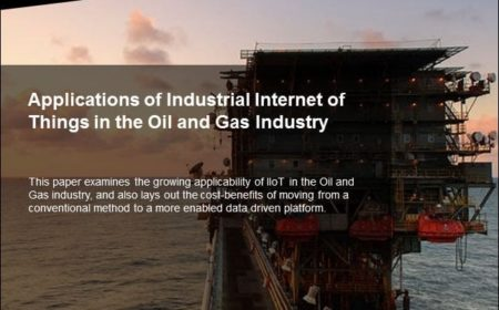 Applications of Industrial Internet of Things in the Oil and gas Industry