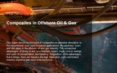 Composites in Offshore Oil & Gas