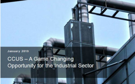 CCUS – A Game Changing Opportunity for the Industrial Sector