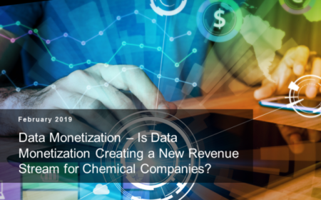 Data Monetization  – Is it Creating a New Revenue Stream for Chemical Companies?