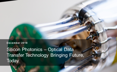 Silicon Photonics – Optical Data Transfer Technology Bringing Future, Today