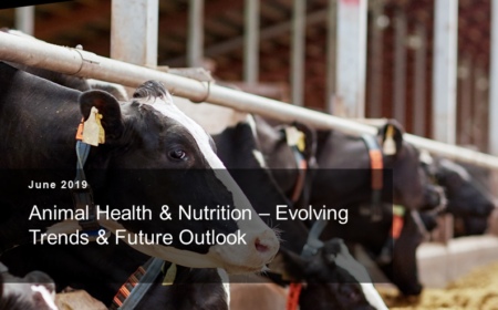 Animal Health & Nutrition – Evolving Trends & Future Outlook