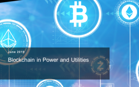 Blockchain in Power and Utilities