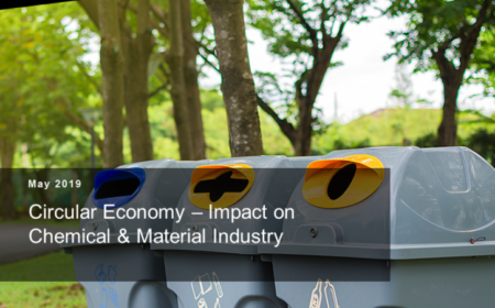 Circular Economy – Impact on chemical & material industry