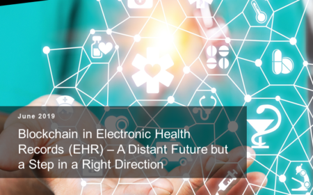 Blockchain in Electronic Health Records (EHR) – A Distant Future but a Step in a Right Direction