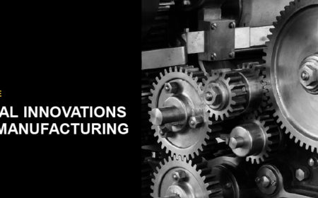 Industrial Innovations in Food Manufacturing