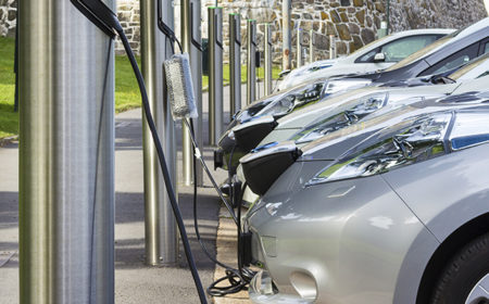 Investment in Charging Infrastructure & V2G
