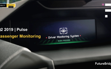 Industry Pulse – Passenger Monitoring Trend