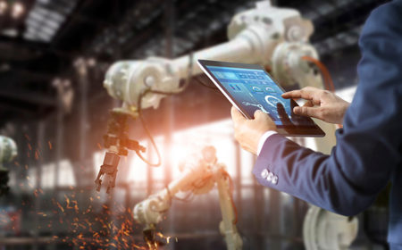 Artificial Intelligence in Industrial Machinery