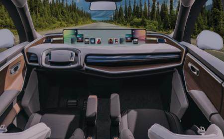 Opportunities in Autonomous Vehicle Interiors